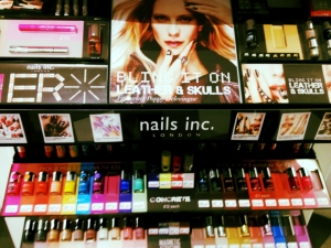 Nails Inc - This is like my heaven!!!