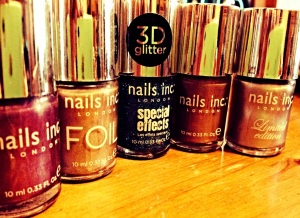 Just a small selection from my growing Nails In collection!!!