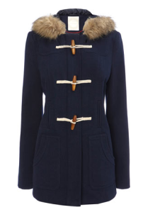 Duffle Coat by BHS