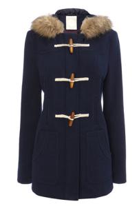Duffle Coat by BHS
