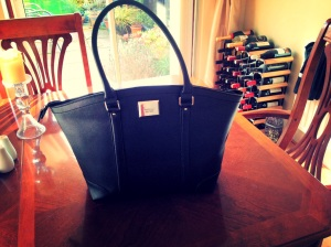 My latest Fiorelli investment piece - a grab bag for the winter!