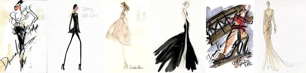 Donna-Karen-Sketches