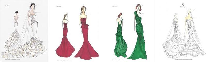 Vera-Wang-Sketches
