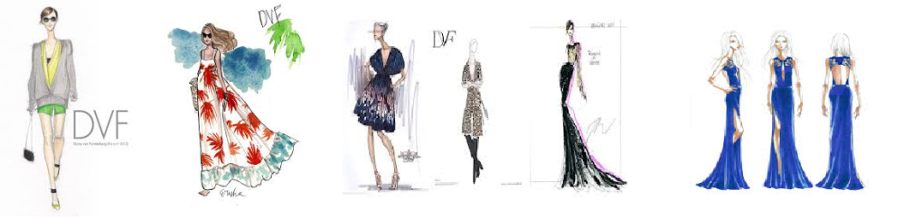 DvF Sketches