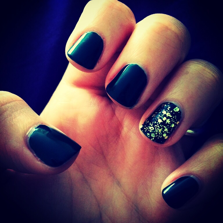 Treats my Nails And Adds a